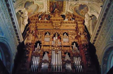Organo Santuario Madonna delle Grazie – Ardesio