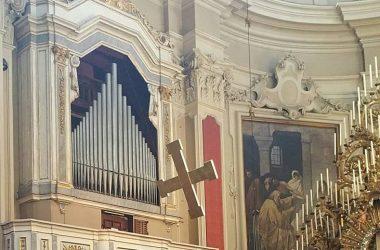 Organo Serassi della Chiesa parrocchiale di San Giovanni Battista in Palazzago