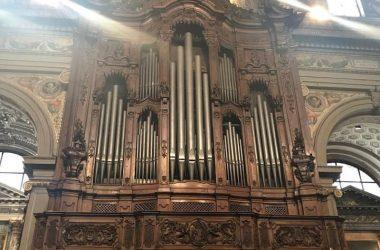 Organo del Santuario Santa Maria del Fonte Caravaggio