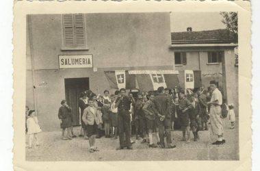 Orio al Serio, 1935 festa dell'uva