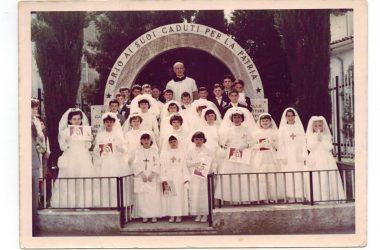Orio al Serio, 28 maggio, 6 giugno 1967 comunioni e cresime