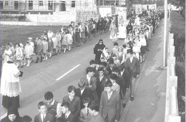 Orio al Serio, 29 settembre 1968 primo tratto di via Locatelli