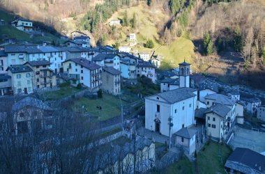 Ornica provincia di Bergamo