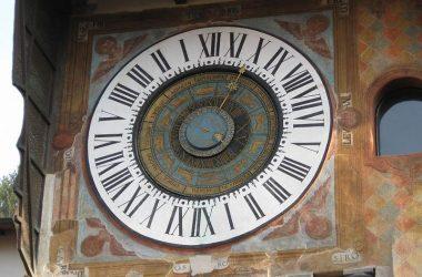 Orologio Planetario CLUSONE (Bergamo)