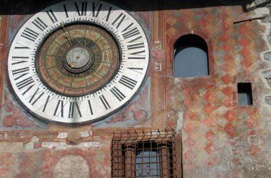 Orologio Planetario Clusone