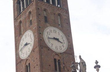 Orologio campanile treviglio