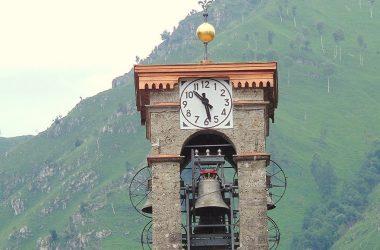 Orologio di Ponte Nossa