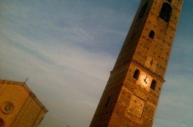 Orologio torre Mozzanica