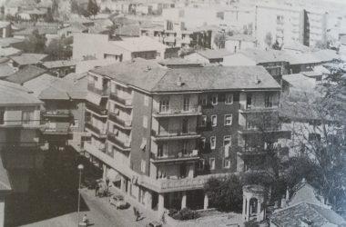Osio Sotto Panorama anni 80