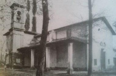 Osio Sotto anni 20 l'antico santuario di san donato