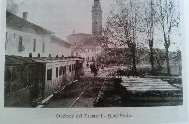 Osio Sotto anno 1906 il vecchio gama dè legn