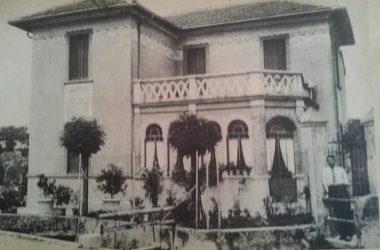 Osio Sotto casa del sindaco di allora anni 30
