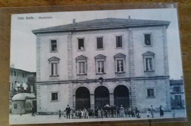 Osio Sotto comune negli anni 20 era anche adibito a scuole elementari