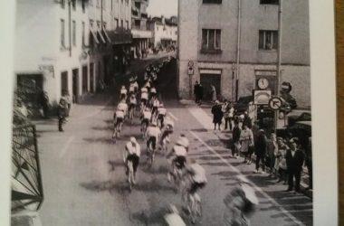 Osio Sotto corsa ciclistica fine anni 80