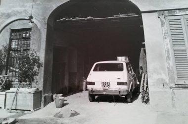 Osio Sotto palazzo olmo òl giardì metà anni 70