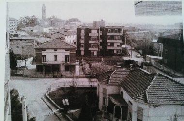 Osio Sotto pallazzo tripoli anni 80