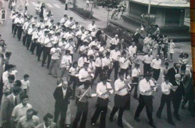Osio Sotto processione per san Donato anno 74