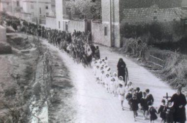 Osio Sotto rione giardino zona faca anni 40