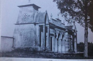 Osio Sotto vecchio cimitero anni 50