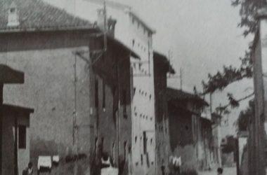 Osio Sotto via cavour via per levate anni 50