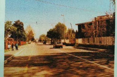 Osio Sotto via veneto primi anni 80