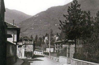 Ospedale Briolini Gazzaniga Anni 50