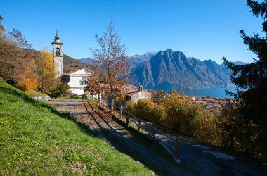 Paese Solto Collina Bergamo