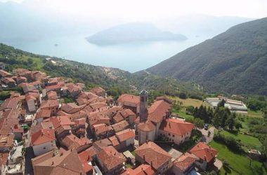 Paese di Bergamo Parzanica