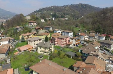 Paese di Cene Bergamo