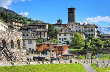 Paese di Gromo Bergamo