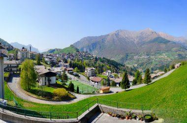 Paese di Oltre il Colle Bergamo