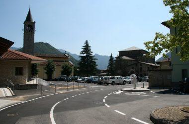 Paese di Villa d'Ogna