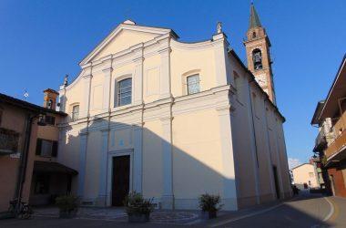 Pagazzano Chiesa dei Santi Nazario e Celso