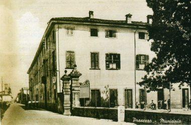 Palazzo Carrara ex Municipio Presezzo