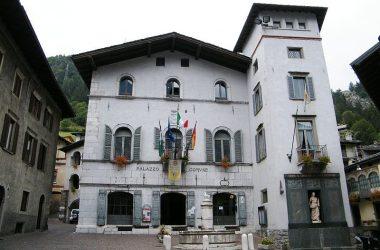 Palazzo Milesi, oggi sede del comune Gromo