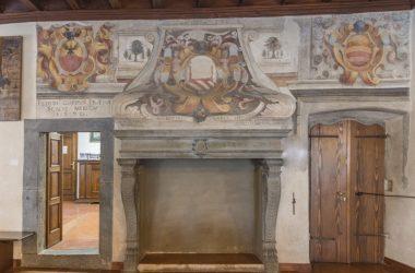 Palazzo Pretorio - Vilminore di Scalve Bergamo