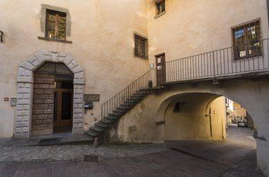 Palazzo Pretorio a Vilminore di Scalve