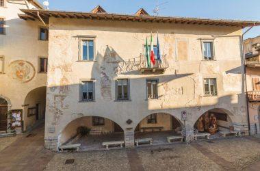 Palazzo Pretorio di Vilminore di Scalve Bg