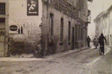 Palosco nel 1960