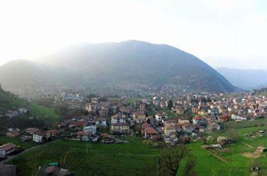 Panorama Berzo San Fermo