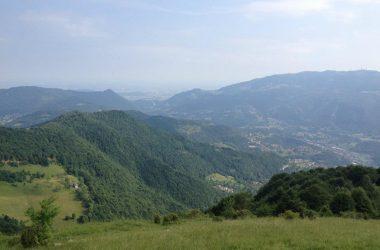 Panorama Fuipiano Valle Imagna