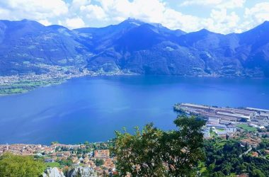 Panorama Lago di Lovere