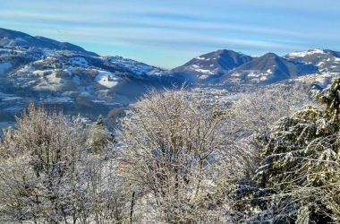 Panorama Monti Gandino