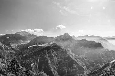 Panorama Salto degli Sposi Castione Della Presolana