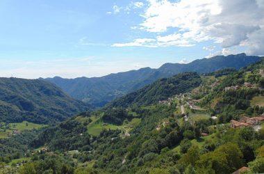 Panorama da Dossena
