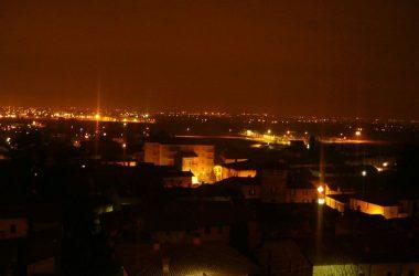 Panorama di Mapello