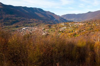 Panorama di Solto Collina