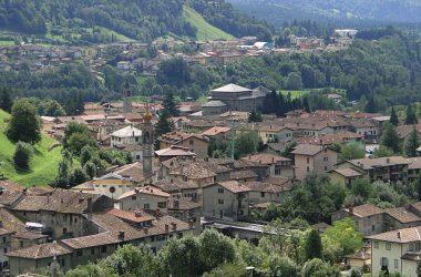 Panorama di Villa d'Ogna