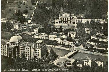 Panorama storico San Pellegrino Terme