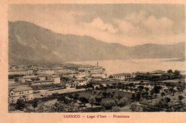 Panorama storico Sarnico